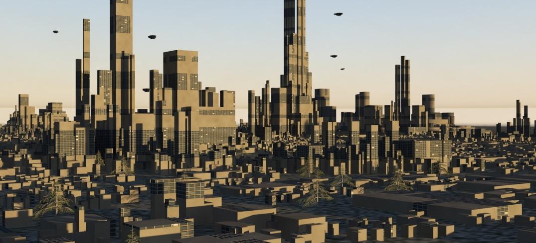 Future City 3012