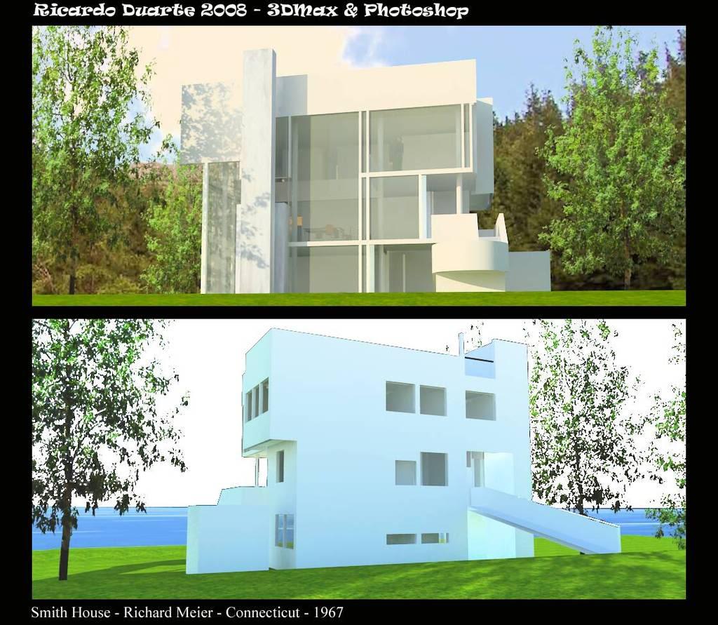 Smithhouse - Richard Meier [1967]