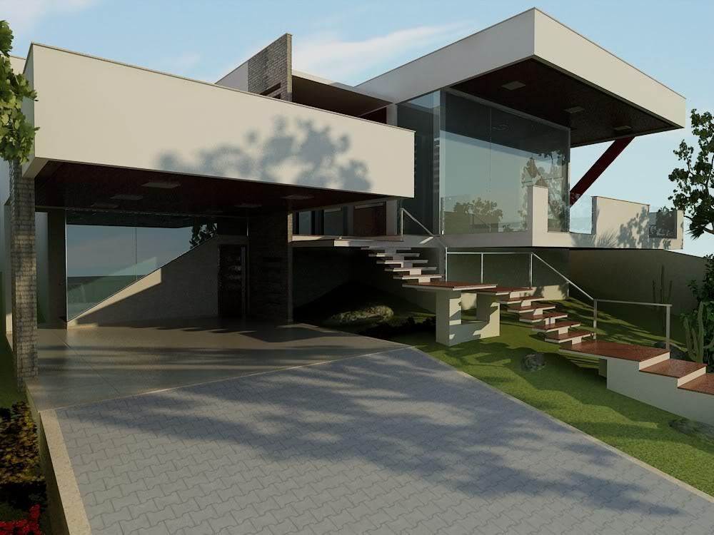 Casa Faraó [3D1]