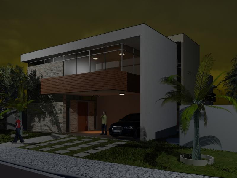 Casa archpro [Noite]