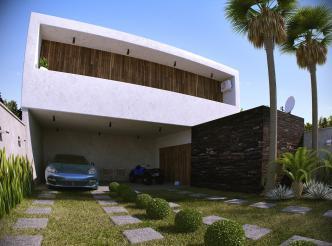 Casa de Praia (Vray)