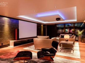 Sala de Áudio