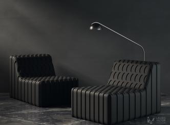 Chaise Displace - Série FSM
