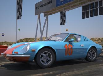 PUMA GTE-1976 RACING SERIES