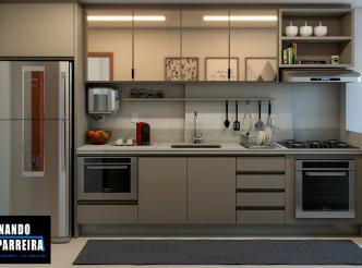 Cozinha Vray