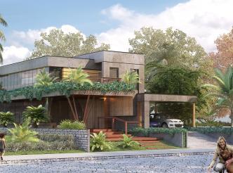 Casa para Condomínio Reserva Aldeia-PE