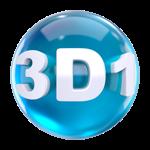 (c) 3d1.com.br
