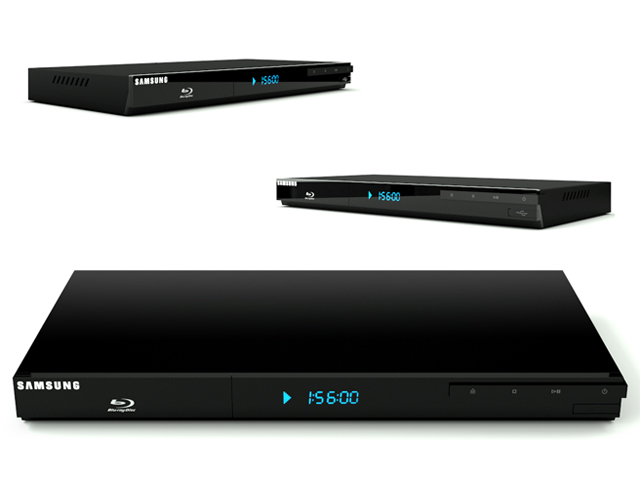Blu-ray Disc Player Samsung BD C5500