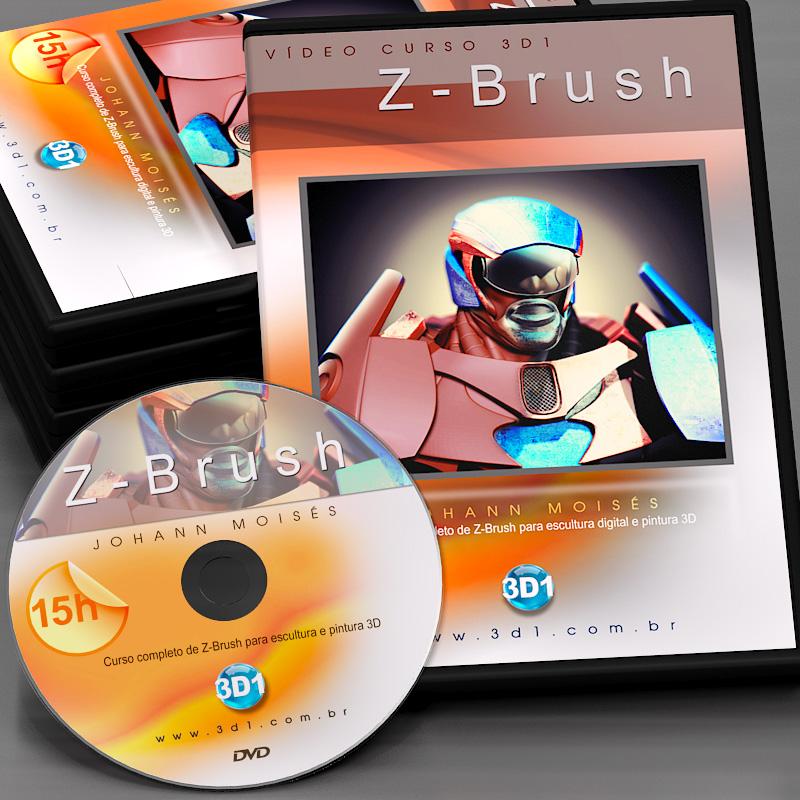Vídeo Curso Z-Brush