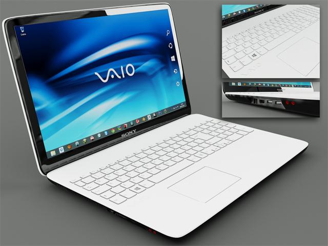Notebook Sony Vaio