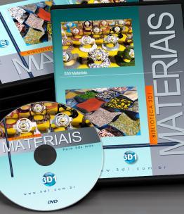 Biblioteca Materiais 3D1
