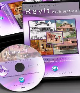 Vídeo Curso Revit Architecture