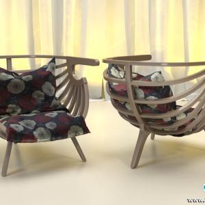 Cadeira Bluebell