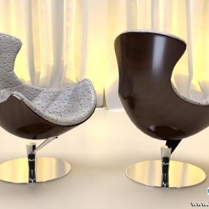 Cadeira Alpínia