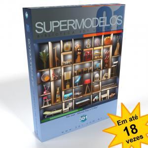 Biblioteca SUPERMODELOS 01