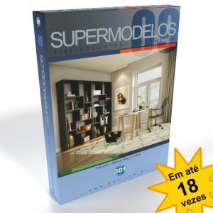 Biblioteca Supermodelos 09