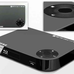 Blu-ray Disc Player Samsung BD F5100