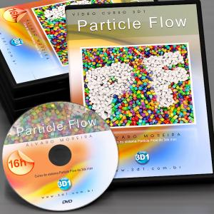 Vídeo Curso Particle Flow