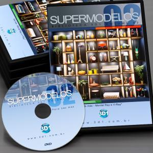Biblioteca SUPERMODELOS 02