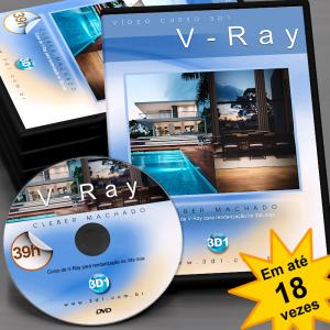 Vídeo Curso V-Ray