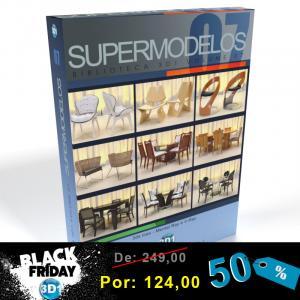 Biblioteca SUPERMODELOS 07