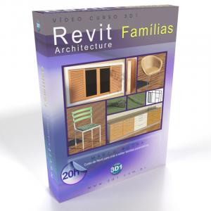 Video Curso Revit Architecture Familias